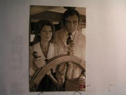 Spectacle - Cinéma - Cheri Bibi - 1974 Par Jean Pignol - Hervé Sand, Jean Lefèvre - Photo Film Sur Carte - Autres