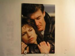 Spectacle - Cinéma - Les Grandes Marées - 1993 Par Jean Sagnols - Nicole Calfan, Pierre Vaneck - Photo Film Sur Carte - Autres