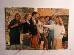 Spectacle - Cinéma - Le Chateau Des Oliviers - 1993 Par N Gessner - Brigitte Fossey, Jacques Perrin - Photo Film / Carte - Autres