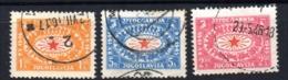 Serie   Nº 442/4   Yugoslavia - 1945-1992 República Federal Socialista De Yugoslavia