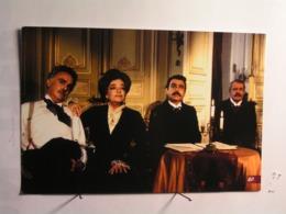 Spectacle - Cinéma - Thérèse Humbert - 1983 Par M Bluwal - Simone Signoret, Fr Périer - Photo Film / Carte - Autres