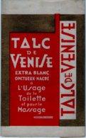 Boite Carton Pharmacie - Non Dépliée - Talc De Venize - Pharmacie BONNAFY - LIMOGES - Matériel Médical & Dentaire