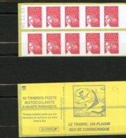 France, Yvert Carnet 3419-C3c**, Carnet Avec Erreur De Date (05.12.91 Au Lieu De 05.12.01), MNH - Usage Courant
