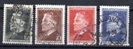 Serie   Nº 544/7  Yugoslavia - 1945-1992 República Federal Socialista De Yugoslavia