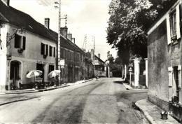 70930 - Leugny (89)  Route De Toucy - Sonstige Gemeinden