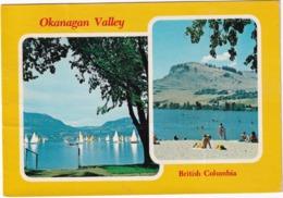Okanagan Valley  - (B.C., Canada) - Kelowna
