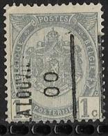 La Louviere 1900  Nr. 293Azz - Precancels