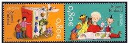 Finlandia/Finlande/Finland: Libri Per Ragazzi, Children's Books, Livres Pour Enfants, Europa CEPT - Fiabe, Racconti Popolari & Leggende