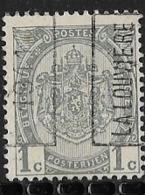 La Louviere 1911  Nr. 1627Azz Dunne Plek - Precancels