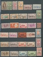 Lot De  30 Timbres Oblitérés De Martinique , Bon état Général   -  Bce 214 - Used Stamps