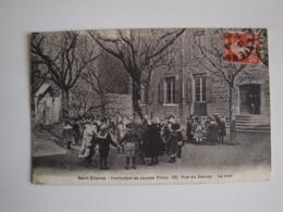 42 Saint-Etienne,institution De Jeunes Filles,rue Du Vernay - Saint Etienne