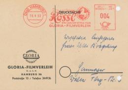 AFS 24a Hamburg Film - Im Weissen Rössl  Carlton Styria Gloria Filmverleih - Aktenlochung - [7] Repubblica Federale