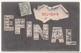 SOUVENIR D'EPINAL-dép88-2scans - Epinal