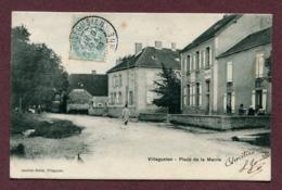 """VILLEGUSIEN  (52) : """" PLACE DE LA MAIRIE """" - Autres Communes"""