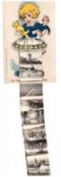 17 Fouras Carte à Systeme Complète 10 Vues Un Souvenir De Fouras Edit Nozais - Fouras-les-Bains