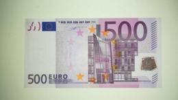 EURO-GERMANY 500 EURO (X) R003 Sign DUISENBERG UNC - EURO