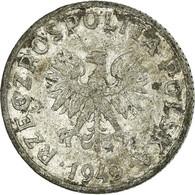 Monnaie, Pologne, Grosz, 1949, Warsaw, B+, Aluminium, KM:39 - Pologne