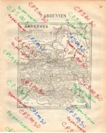 ANNUAIRE - 08 - Département Ardennes - Année 1933 - édition Didot Bottin - 55 Pages - Telefonbücher