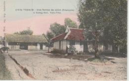 TONKIN  -  UNE  FERME  DE  COLON  FRANÇAIS  À  LANG - SAT  - YEN - THE - Vietnam