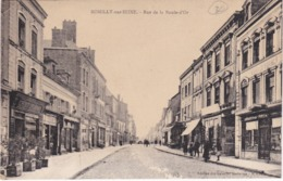 ROMMILLY-sur-SEINE - Rue De La Boule D'Or - Crédit Lyonnais - Animé - Romilly-sur-Seine
