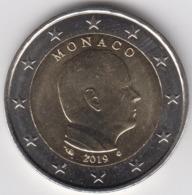 """MONEDA 2€ MONACO 2019 """"ALBERTO"""" - Mónaco"""