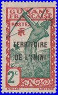 Inini 1932. ~ YT 2* -  Archer - Inini (1932-1947)