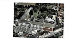 Mouscron.(Hainaut). Ac 48-20 A-Façade De L'école Des Dames De Marie- Vue Aérienne. - Mouscron - Möskrön