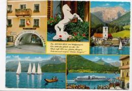 St. Wolfgang, Die Perle Des Salzkammerguts, Austria, 1970 Used Postcard [23482] - St. Wolfgang