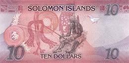 SOLOMON ISLANDS P. 33 10 D 2017 UNC - Isla Salomon