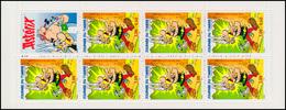 Markenheftchen 51 Tag Der Briefmarke - Asterix, ** - Markenheftchen