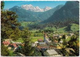 Hohenluftkurort Lofer Mit Reiteralp-Gebirge, Austria, 1970 Used Postcard [23483] - Lofer