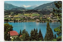 Seeboden Am Millstattersee Karnten, Austria, Used Postcard [23484] - Austria