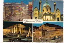 Gruss Aus Wien, Vienna, Austria, 1970 Used Postcard [23486] - Vienna