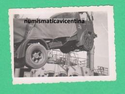 Camion FIAT 626 Mezzi Militari Regio Esercito Sbarcato Da Nave Mezzi Militari Véhicules Militaires - Guerre, Militaire