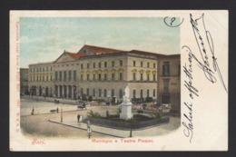 17717 Bari - Municipio E Teatro Piccini F - Bari