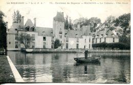 N°75629 -cpa Le Château De Maisons (14) - Kastelen