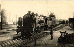 CPA AK Region De L'Est Le Rapide Ostende-Bale Arrivant En Gare De METZ (393313) - Metz