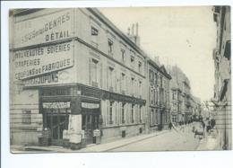 Reims Maison Schmitt Hickel Rue Cérès Lundi 11 Mai 1914 - Reims