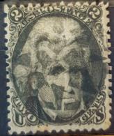 USA 1861 - Canceled - Sc# 73 - 2c - Oblitérés