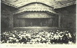 Bussang - Théâtre Du Peuple - La Scène - Bussang