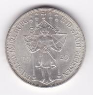 Nb_ Deutsches Reich - 3 Reichsmark - 1929  -  Meissen (18) - [ 3] 1918-1933 : Republique De Weimar