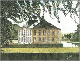 Coll.Delhaize,Châteaux De Belgique. 3 Gravures: Nokere, Ingelmunster, Wannegem - Histoire