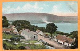Glenarm Co Antrim 1908 Postcard Mailed - Antrim / Belfast