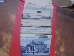 BRUXELLES LOT 180 CARTES POSTALES ANCIENNES (MÊME ORIGINE) - Cartes Postales