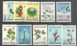 IVERT Nº640/50**1968 - Tunisia (1956-...)