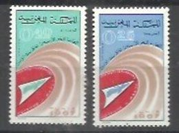 IVERT Nº526/27**1967 - Marruecos (1956-...)