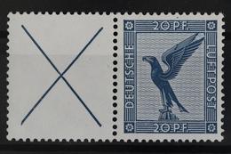 Deutsches Reich, MiNr. W 21.1, Postfrisch / MNH - Zusammendrucke