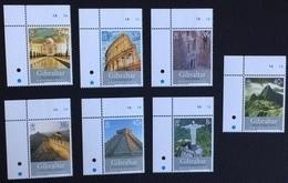 Gibraltar 2008; Archaeology; History; New Seven Wonders Of The World; MNH, Neuf**, Postfrisch!! CV 22 Euro!! - Archaeology
