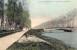 Cpa Caen 14 Calvados - Caen