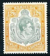 Bermudas (Británica) Nº 118 Nuevo* Cat.90€ - Bermudas
